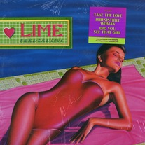"Lime - Take The Love 12"" Vinyl"