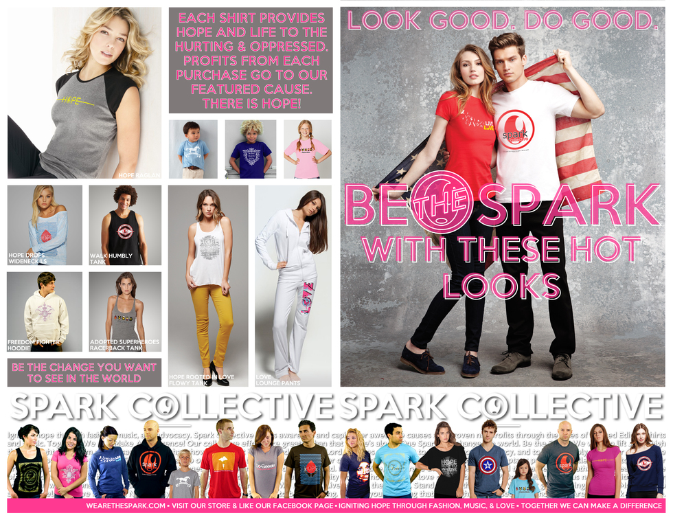 Collective shop online