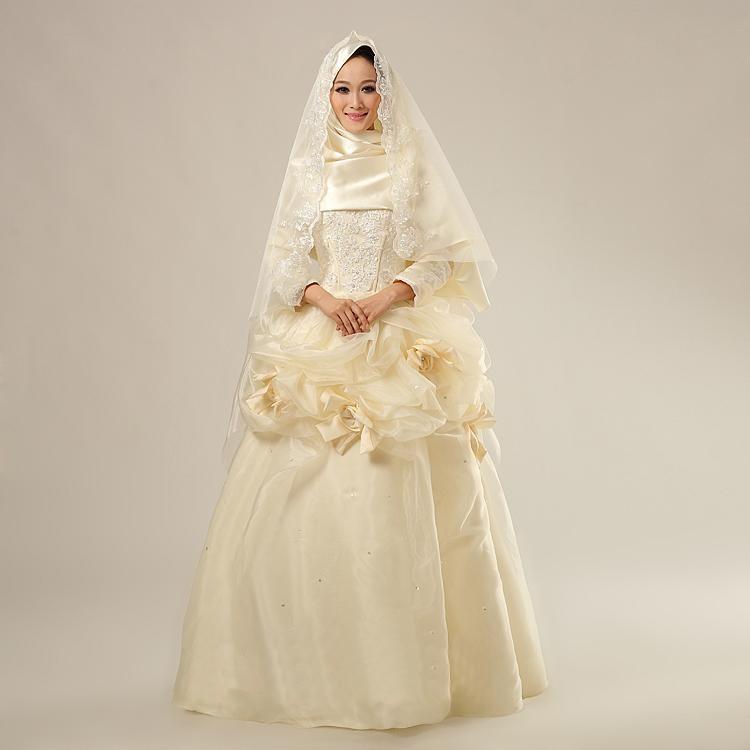 998447930 Kalila - Bridal Dress Wedding Gown Marriage Matrimony Wedlock Muslim Islam  on Storenvy