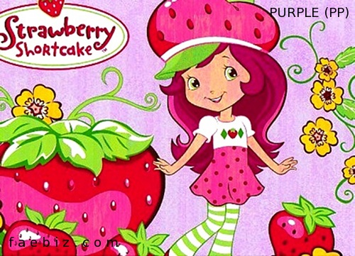 Strawberry Shortcake Queen Size Bedding Set SS1001 On Storenvy