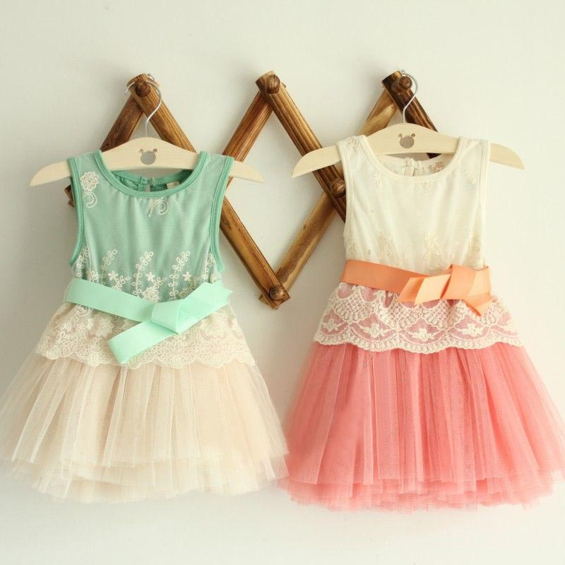 Coral Dresses for Girls
