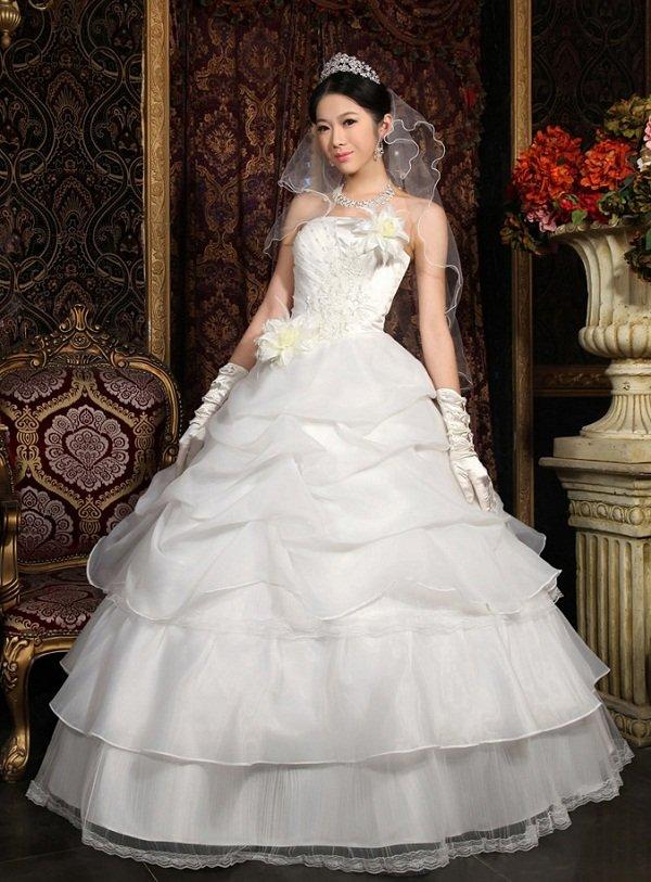 Classic Vintage Royal Sweet Elegant Sleeveless Floor Length Satin