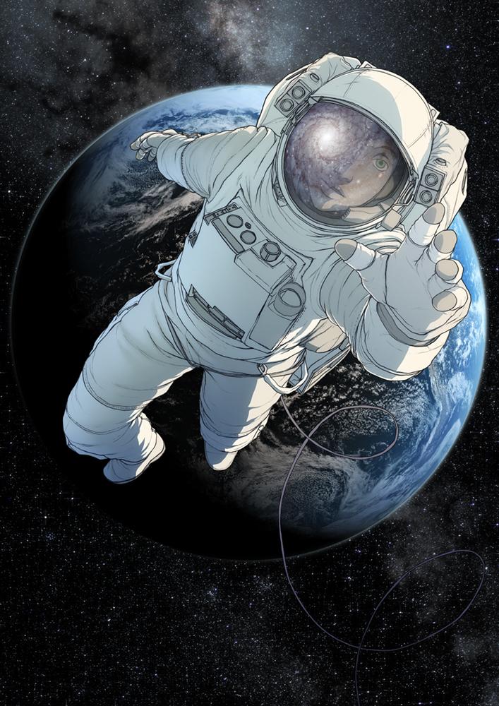 EB Forum • View topic - Astronaut and Cosmonaut Art