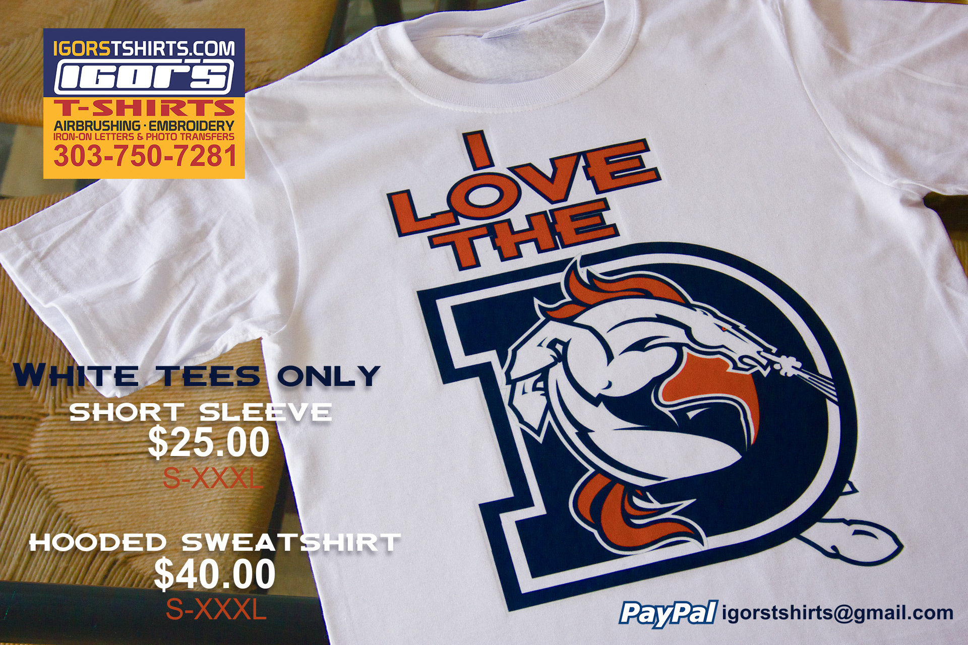 7f791c43fd2 I Love the D · igor's t-shirts · Online Store Powered by Storenvy