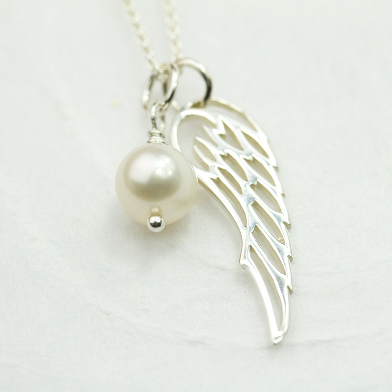 Miscarriage necklace remembrance necklace miscarriage jewelry il fullxfull550407442 edyi original aloadofball Images