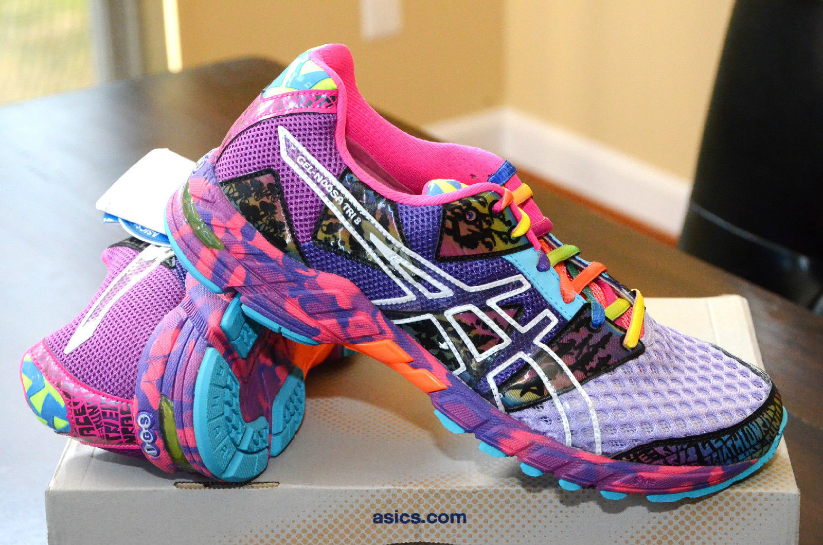 asics womens gel noosa 8
