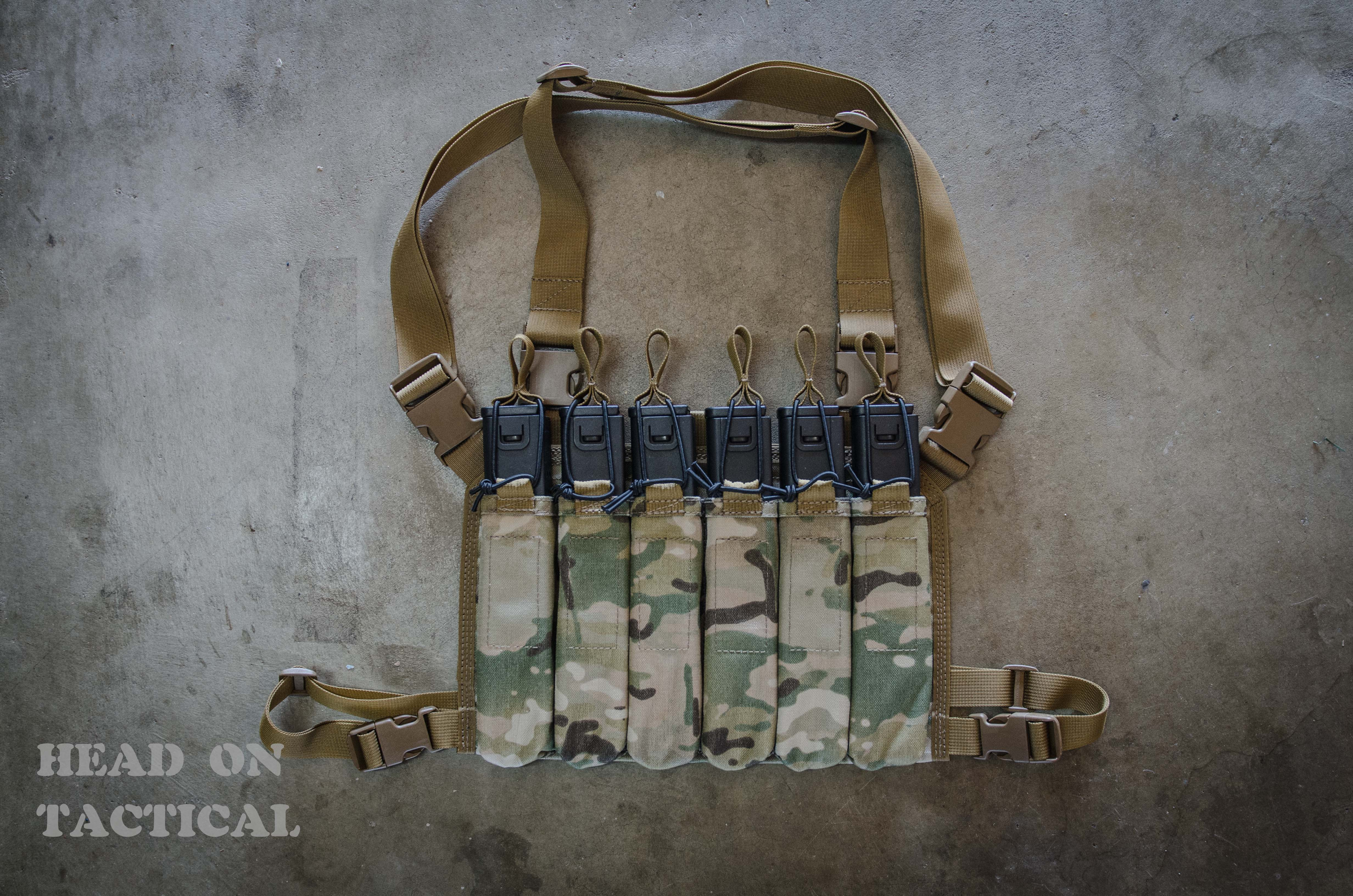 6-pack Kriss Rig/bungee