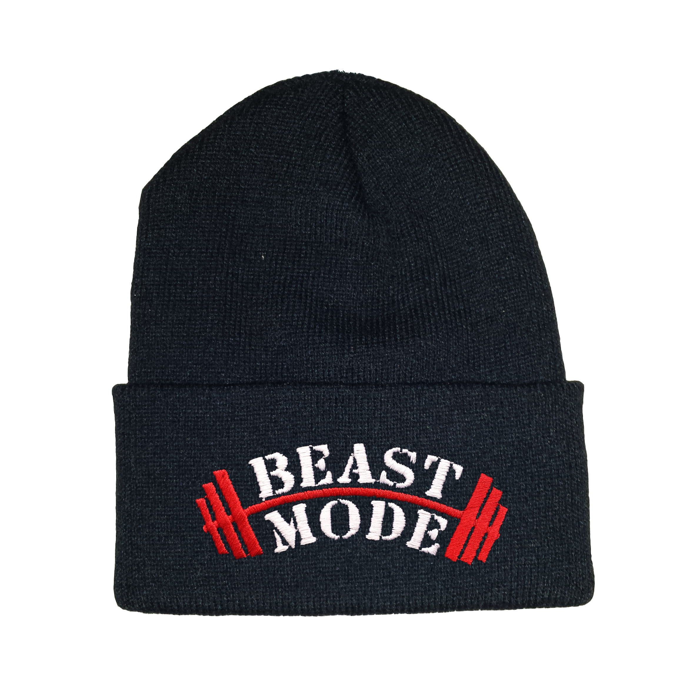 77925672cd1 Beast Mode Beanie Hat · Decal Nation · Online Store Powered by Storenvy