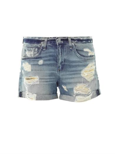 f1c160b4d Rag & Bone Boyfriend Destroyed Shorts - Rebel · DCtique · Online ...
