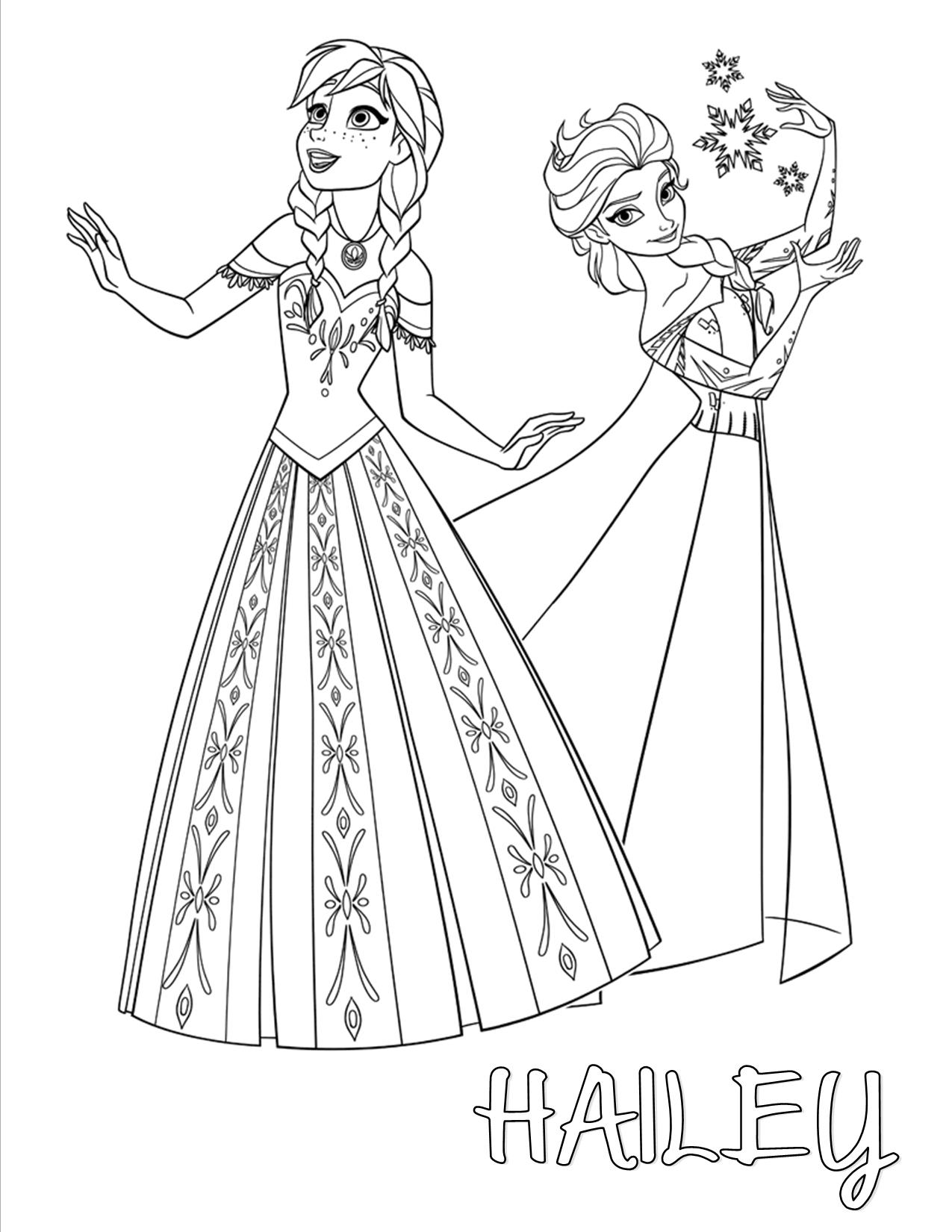 Frozen Coloring Pages Black And White : Frozen clipart black and white pixshark images