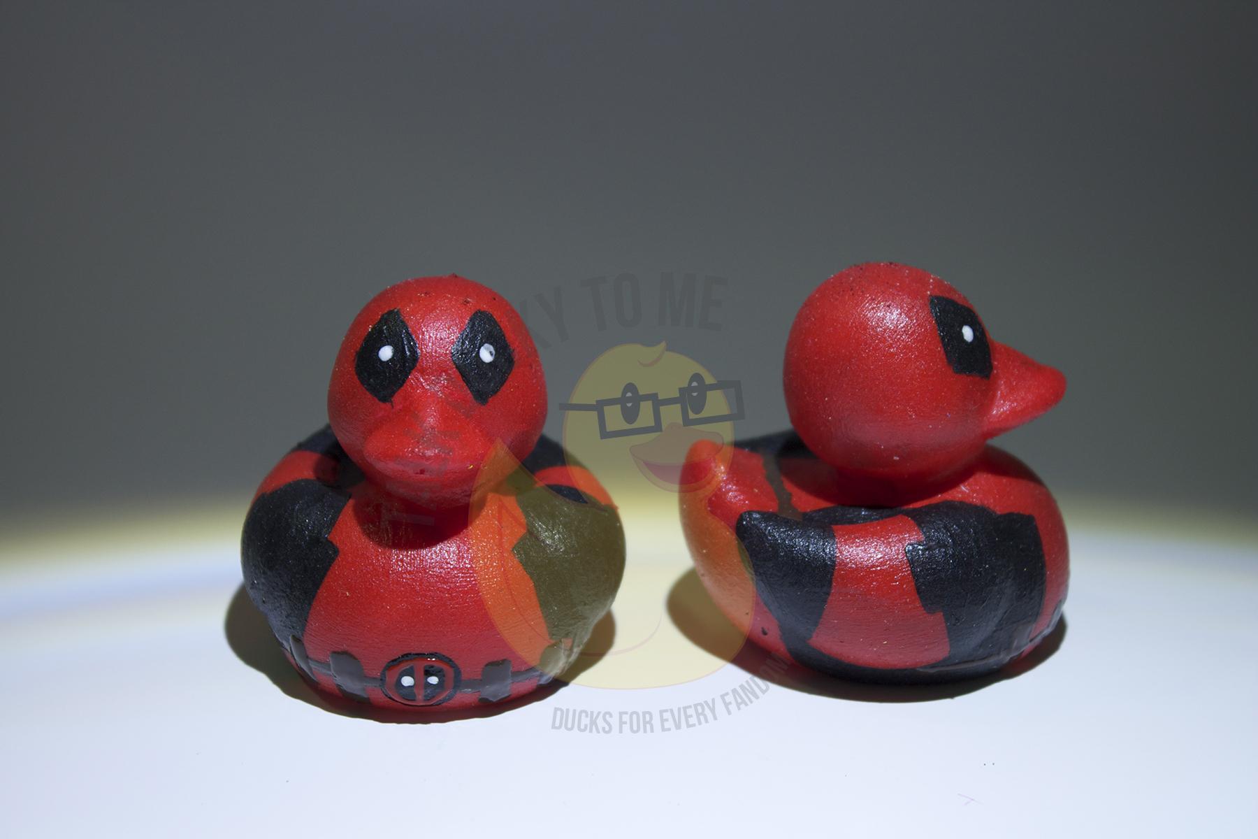 Deadpool Rubber Duck On Storenvy