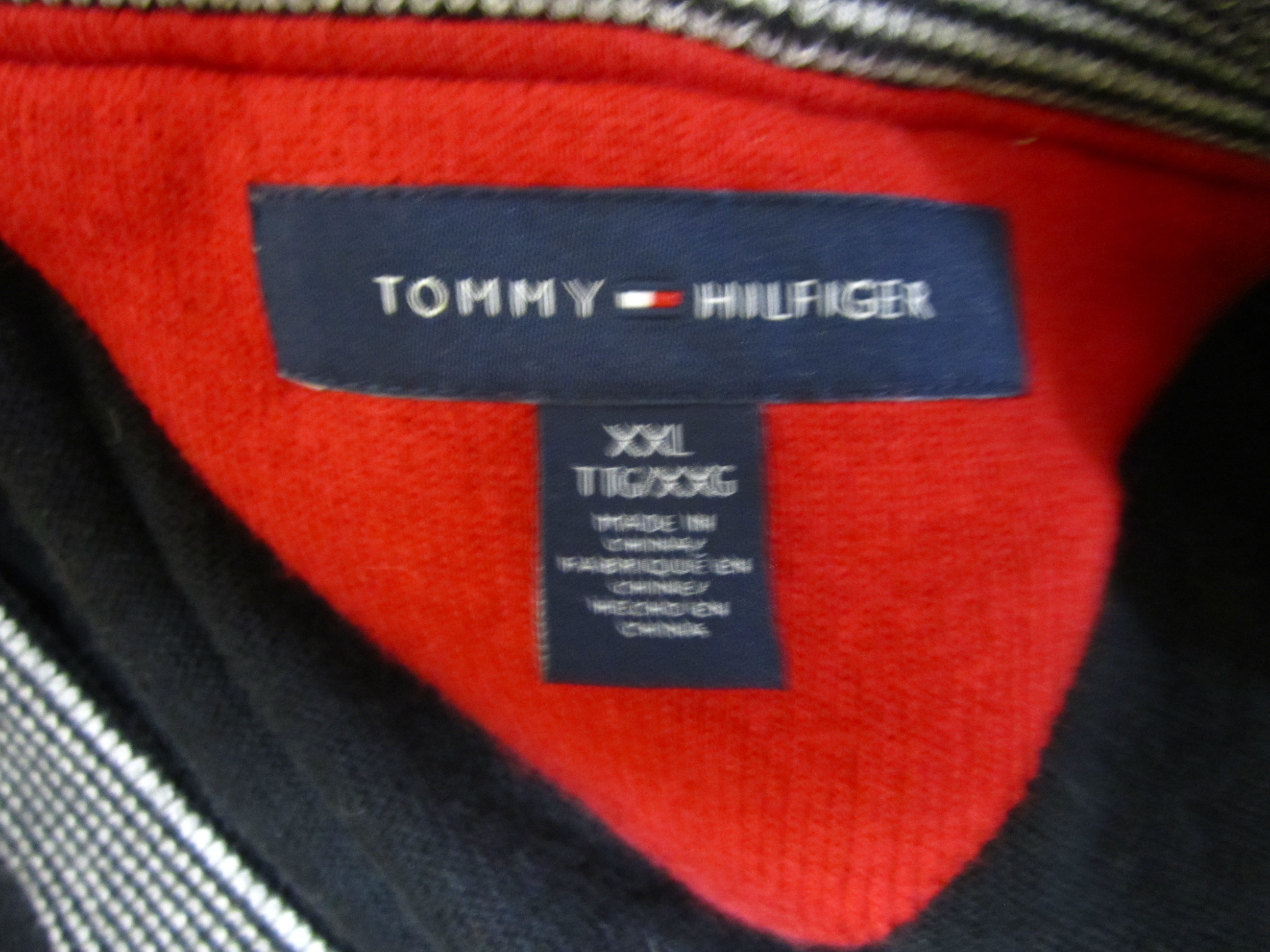 Tommy Hilfiger Cardigan Xxl On Storenvy