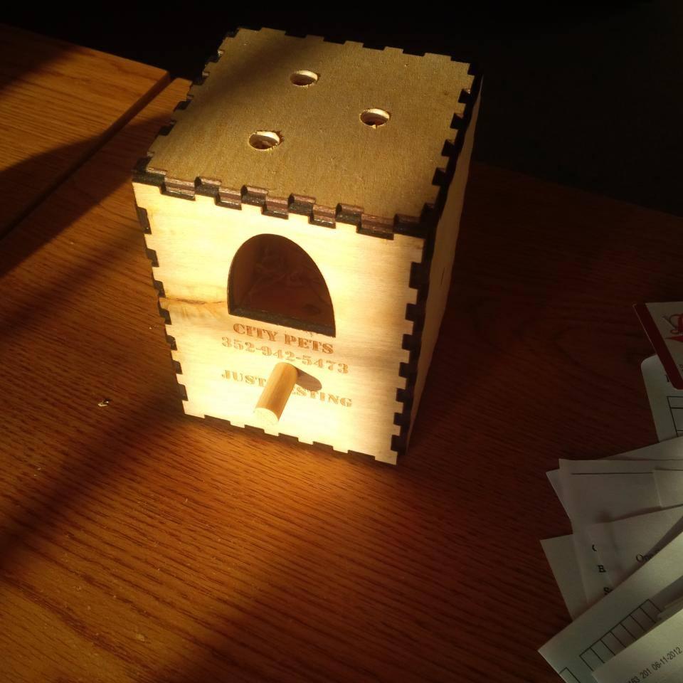 Bird Nesting House (14748959) photo