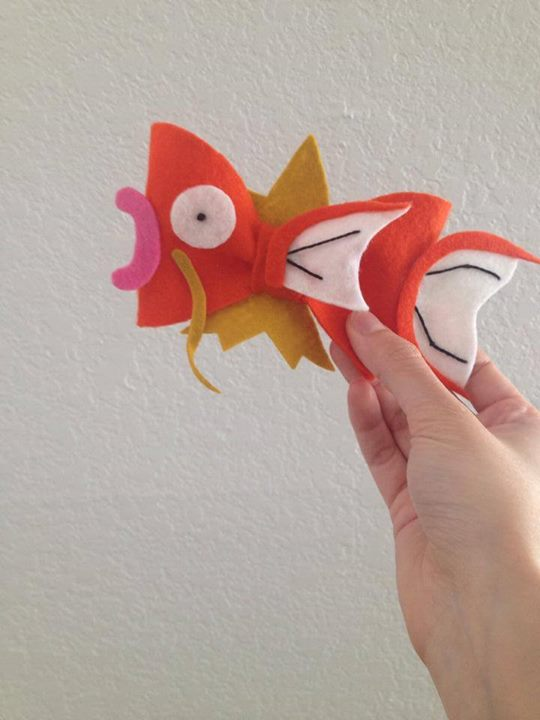 05779d4c Magikarp Inspired Bow Tie · Bow Peeps · Online Store Powered by Storenvy