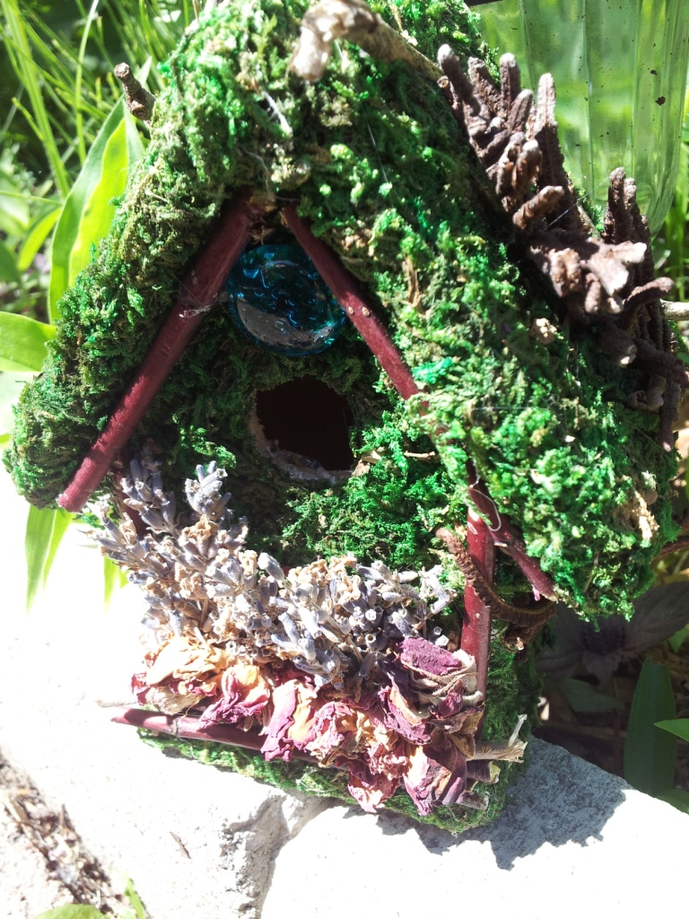 Wondrous The Garden Fairy House From Magick Moss Download Free Architecture Designs Intelgarnamadebymaigaardcom