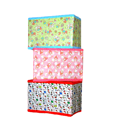 Sanrio Storage Boxes/Containers- Kawaii Storage Goods