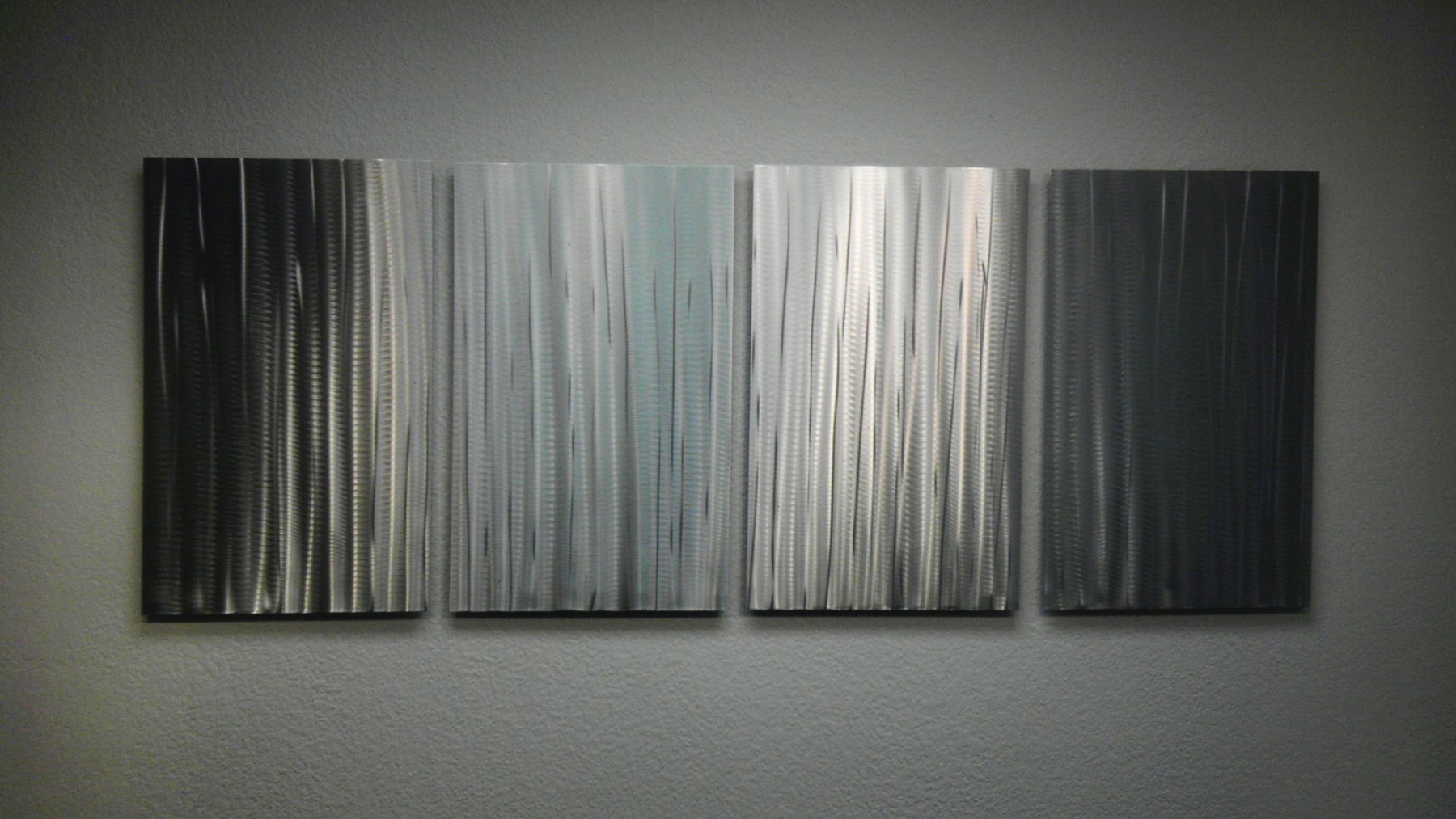 Bamboo Forest - Abstract Metal Wall Art Contemporary Modern Decor & Bamboo Forest - Abstract Metal Wall Art Contemporary Modern Decor ...