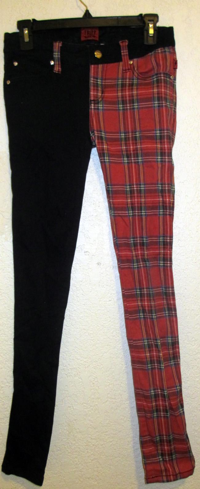 dd547c40d4 Tripp NYC Plaid Split Leg Pants · Chigo's Armoire · Online Store ...