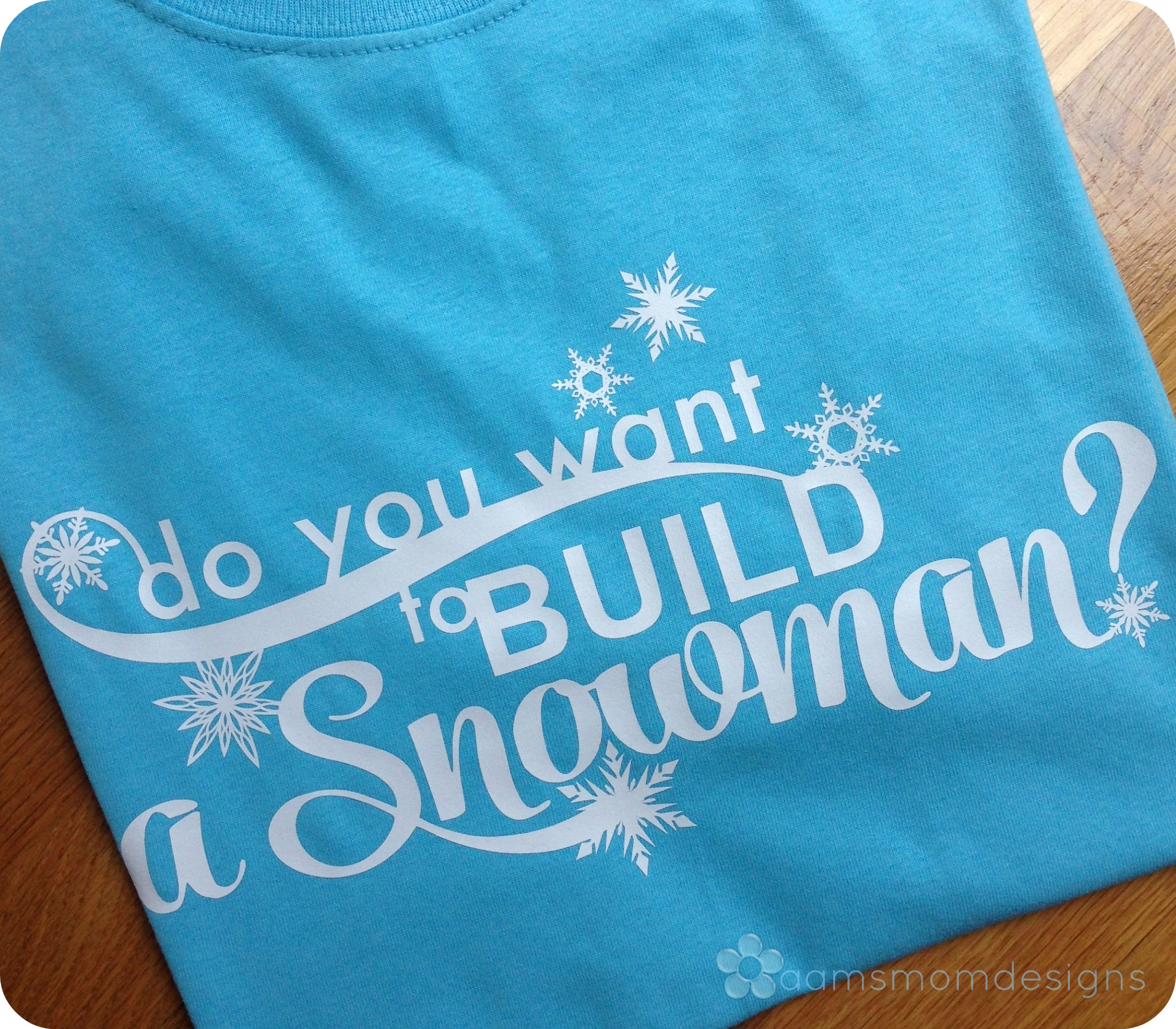 Do You Want To Build A Snowman T Shirt On Storenvy