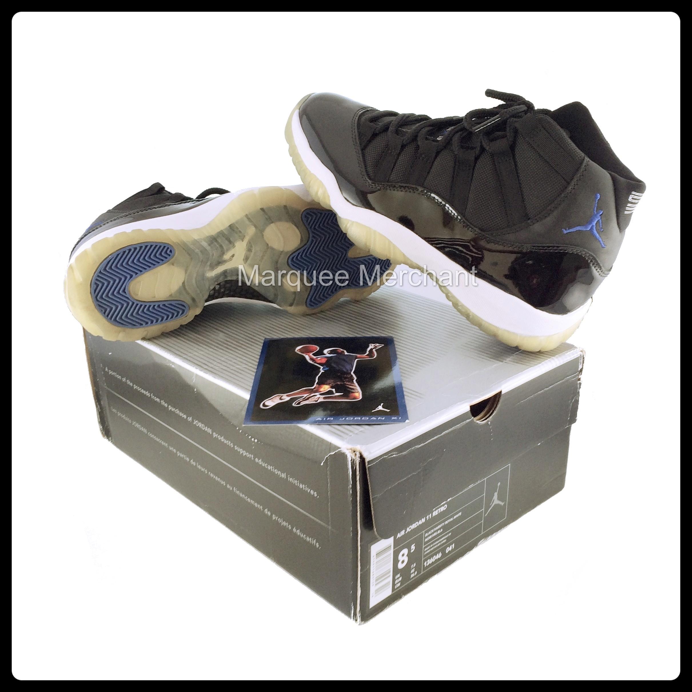 sports shoes 70b7b be8d7 Nike Air Jordan XI (11) Retro Space Jam 2000