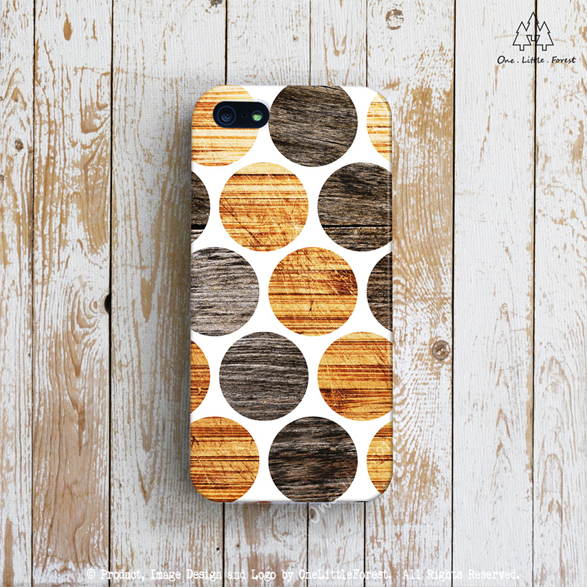 POLKA DOT iPhone Case e3b0982ac3