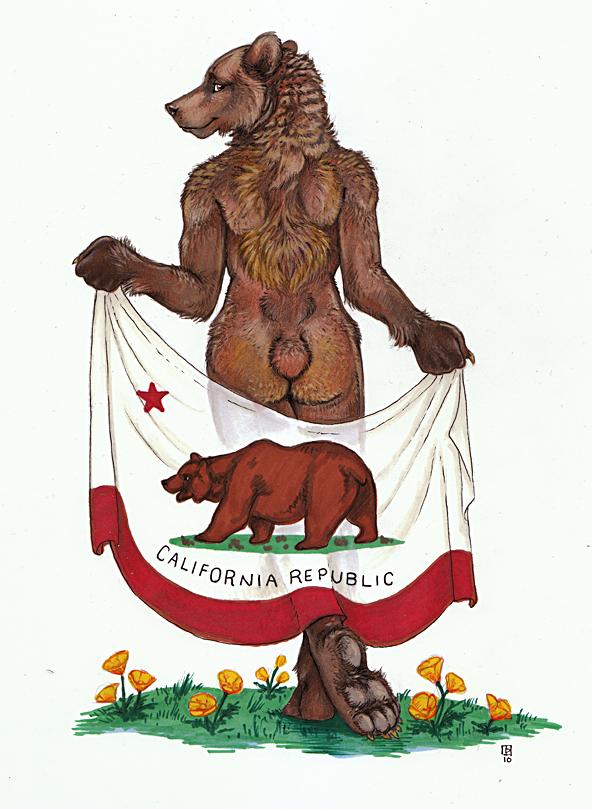 Ursus_Californicus__Print