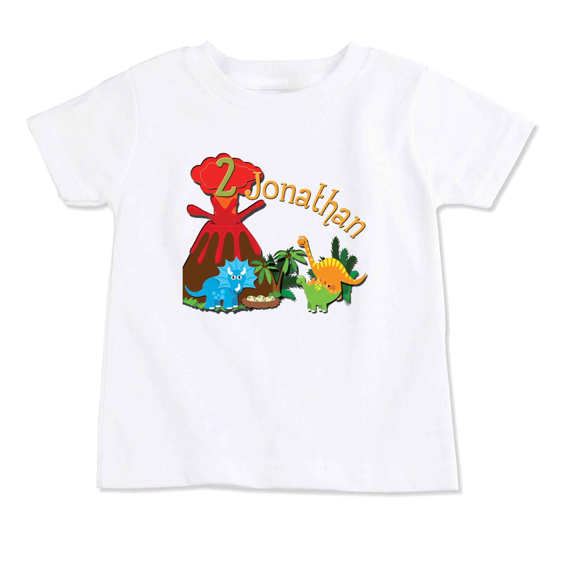30366a45e Dino Baby T-Shirt,Dinosaur T-Shirt,Birthday T-Shirt,Party T-Shirt ...