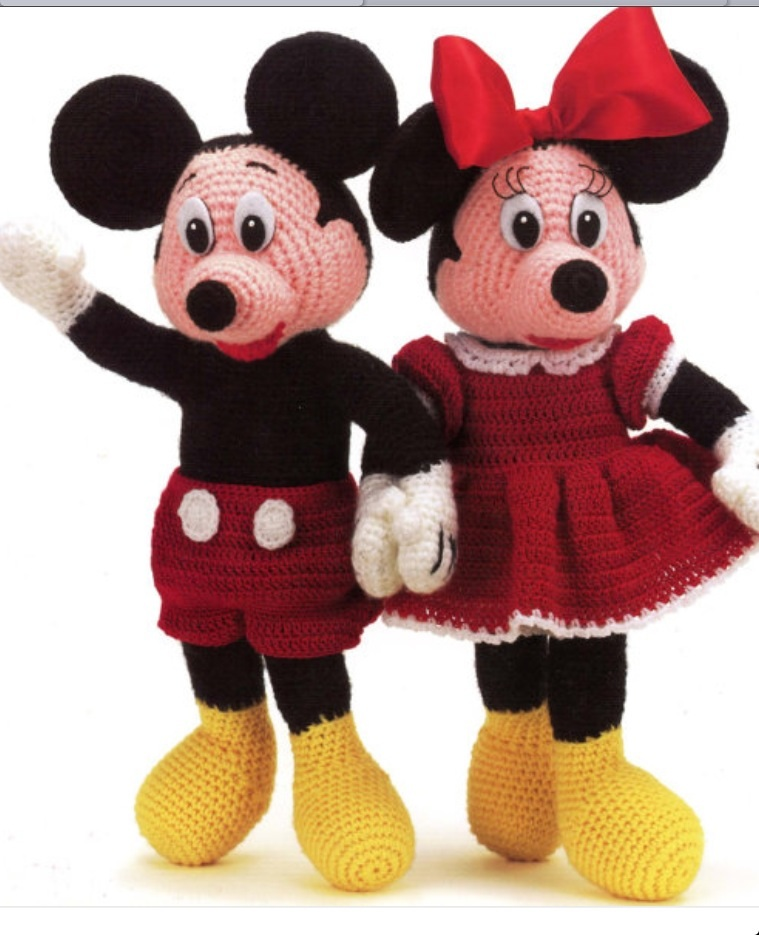 Ebook_Crochet_Mickey_and_minnie_mouse_PDF_Patterns