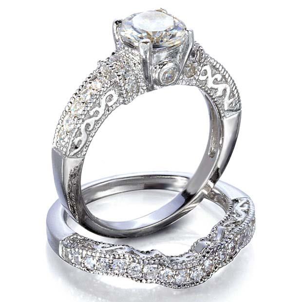 Vintage Looking Rings 13