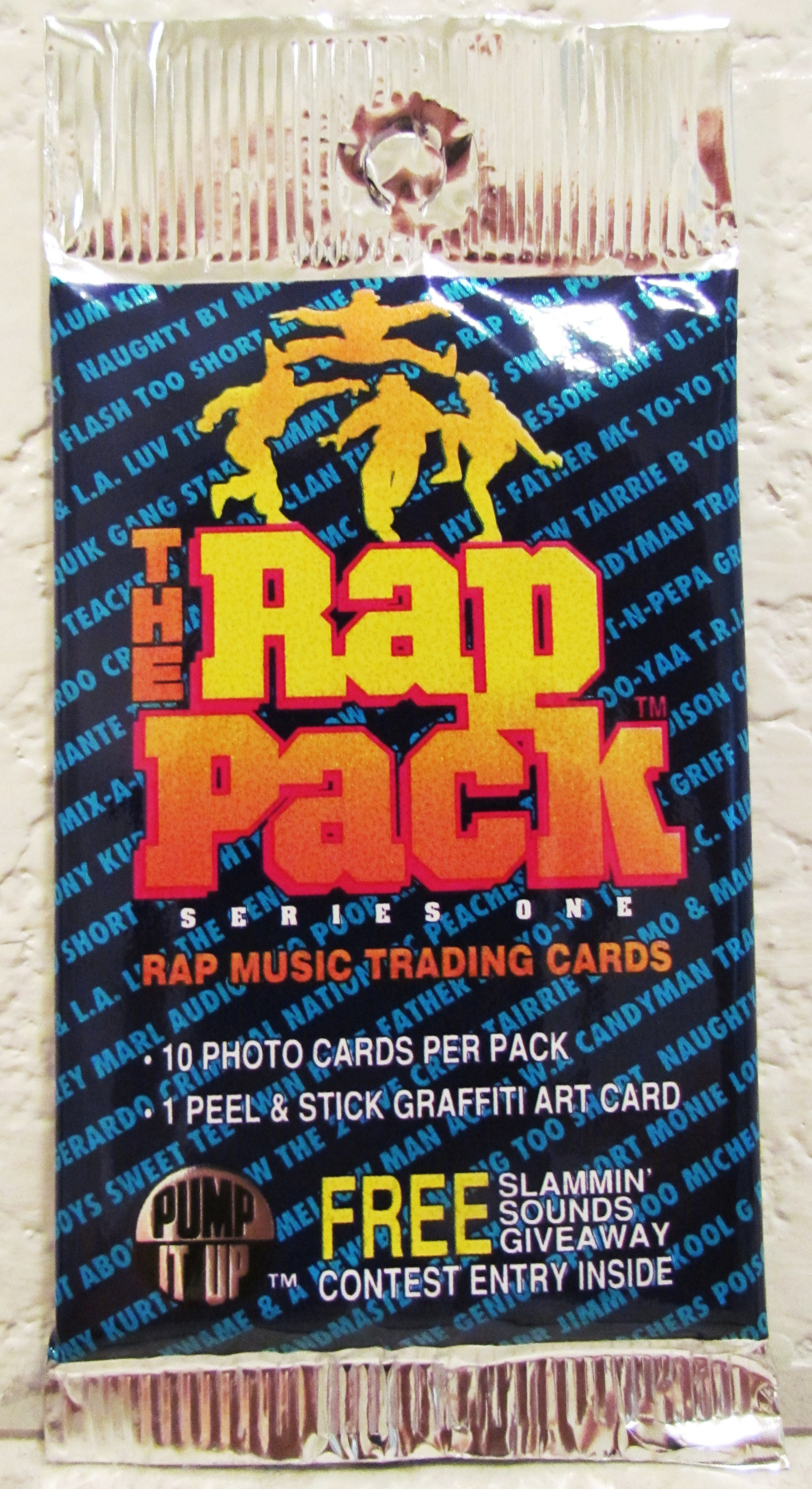 THE RAP PACK