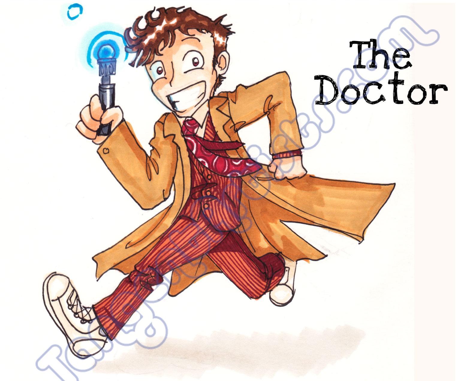 Storenvy coupon: Mini-Print: Doctor Who - Reincarnated!
