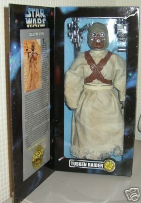 Star Wars Vintage Tusken Raider 12 Quot Sand People Figure