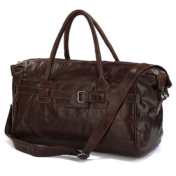 45112c4932 Handmade Antique Leather Business Travel Bag   Tote   Leather Luggage   Overnight  Bag   Weekend