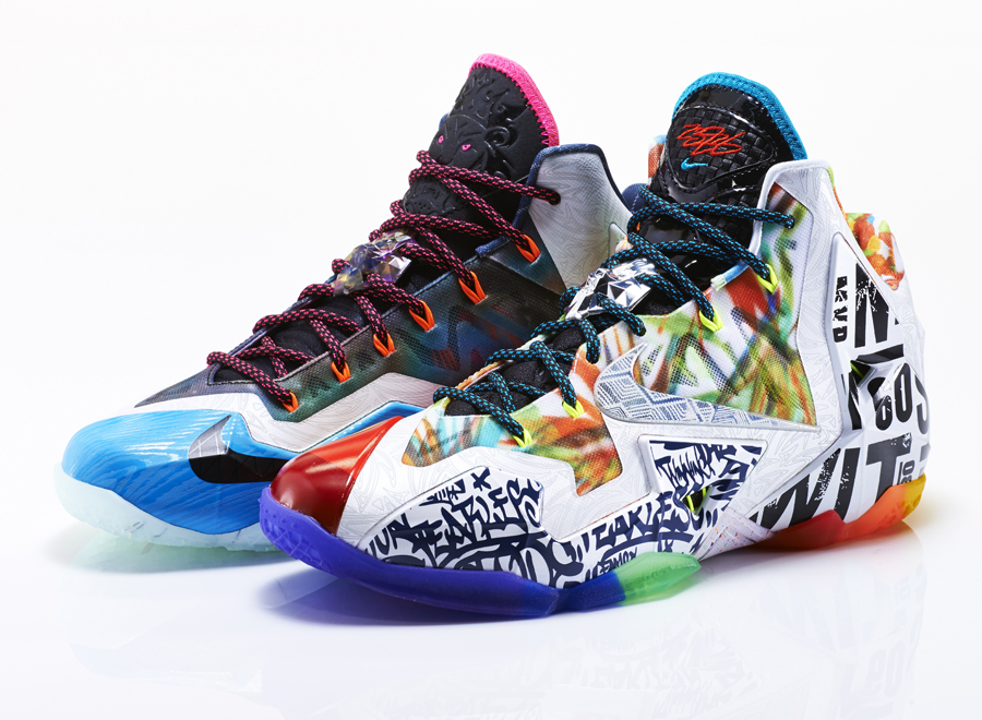 3a6d77bab96997 ... clearance nike what the lebron xi size 11 on storenvy 4bc60 66c9a
