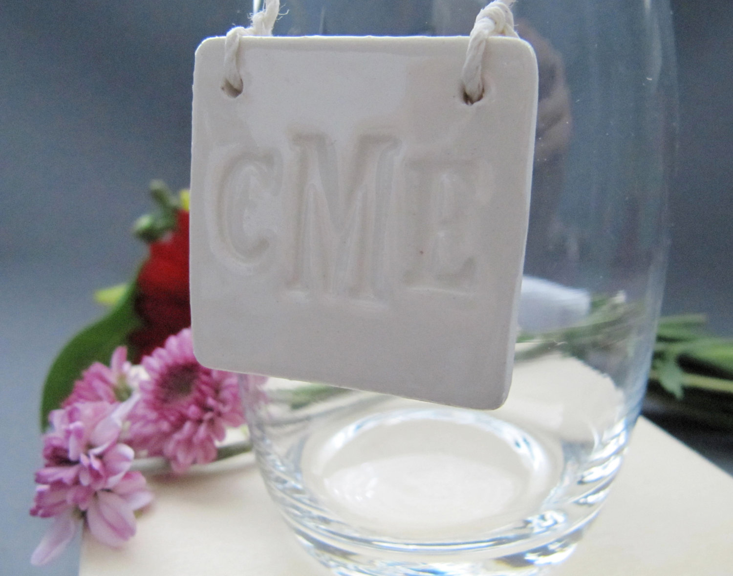 A Perfect Wedding Gift: PERSONALIZED Bud Vase - Perfect Wedding Gift