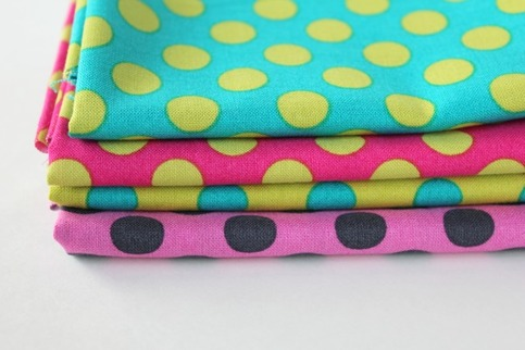 1/2 Yard Bundle- TA Dot