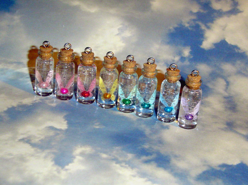 Zelda Fairy In A Bottle Necklace On Storenvy