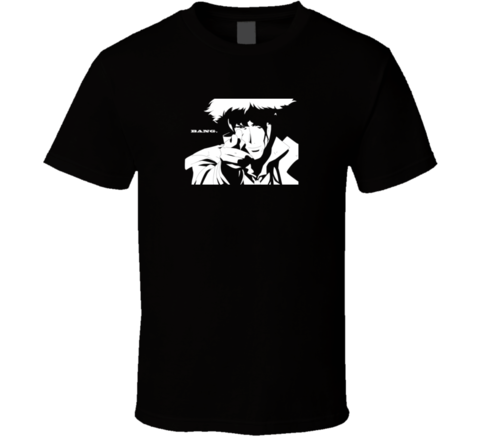 Cowboy Bebop T Shirt On Storenvy