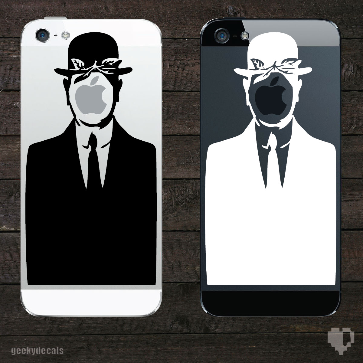 Son of man iphone decal iphone sticker