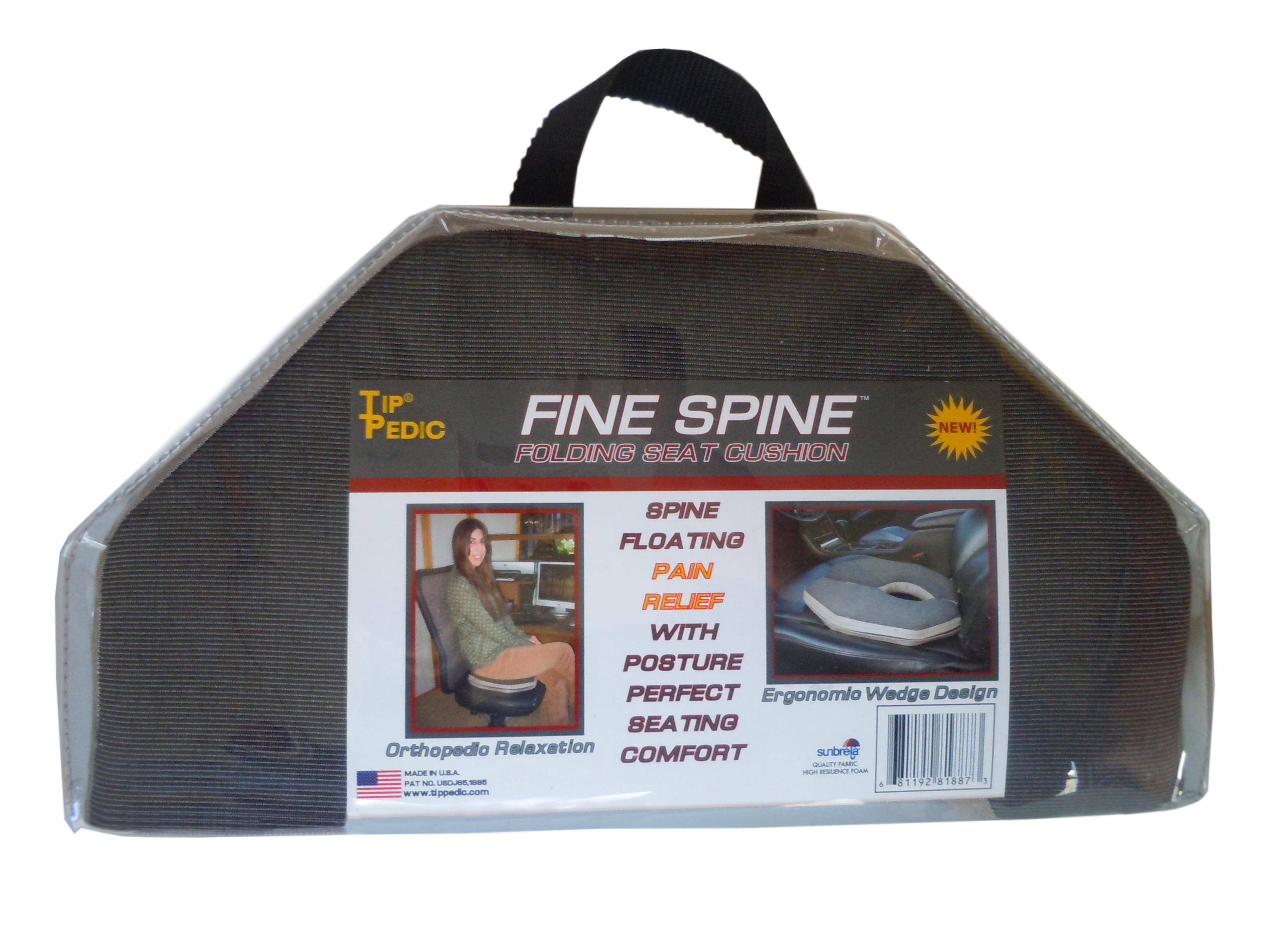 Fine Spine Flex Cushion sold by Tip Pedic on Storenvy