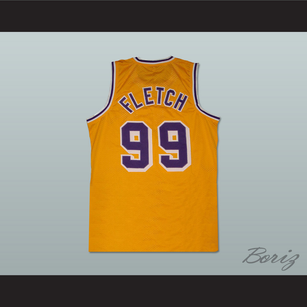 4b02a8dc55b Chevy Chase Irwin  Fletch  Fletcher 99 Basketball Jersey on Storenvy