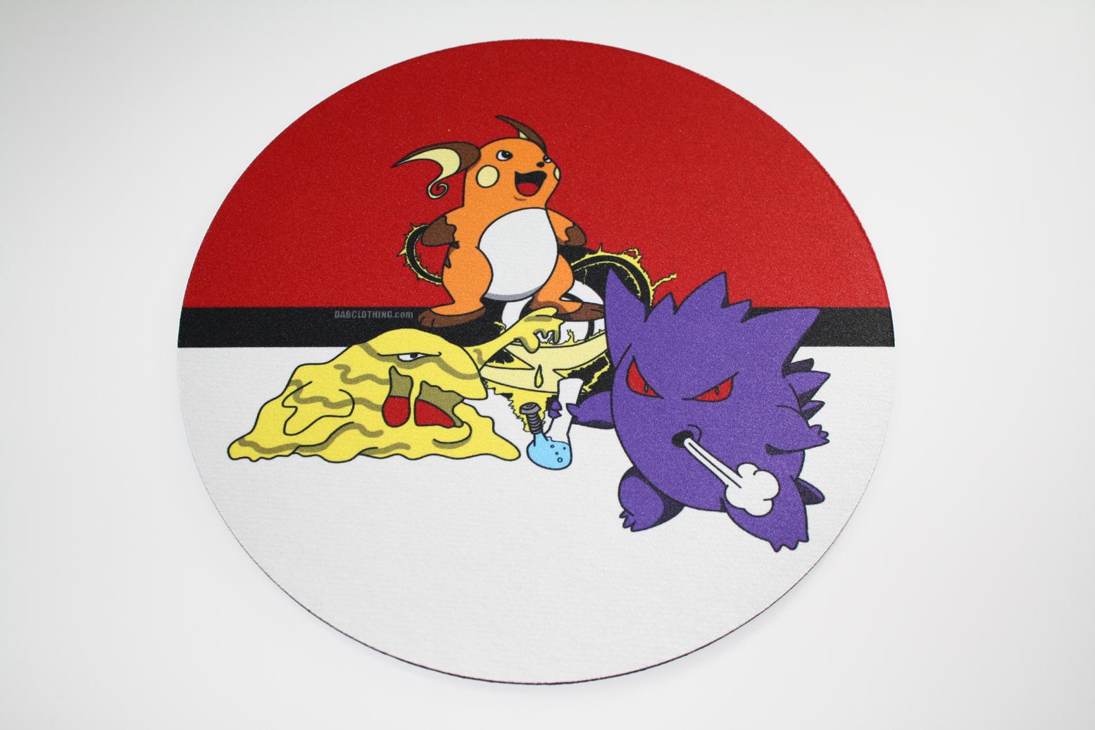 Gotta Dab Em All V2 Pokemon Parody Dab Pad Dabpad Rig Mat