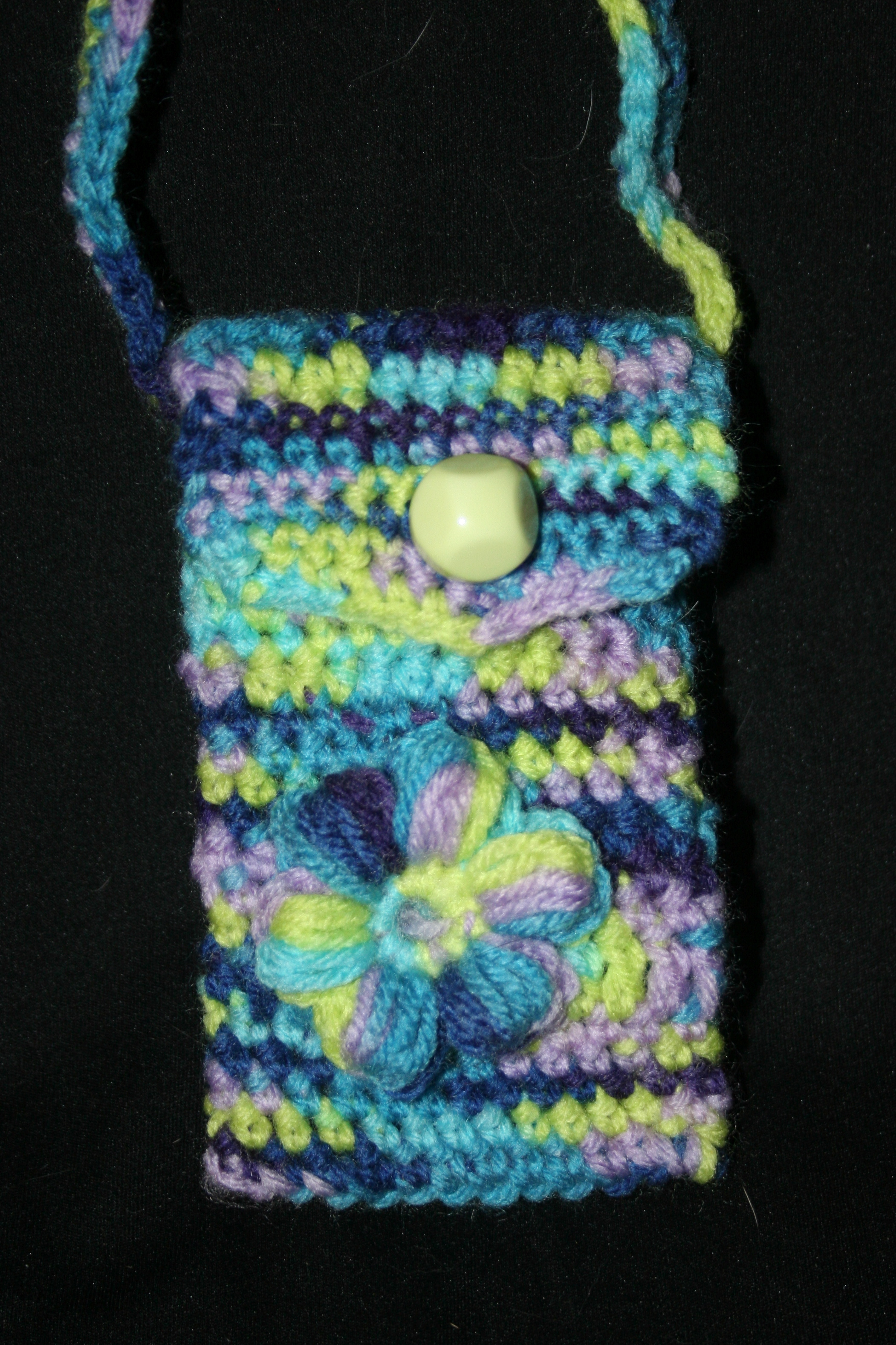 Crochet Cell Phone Case On Storenvy