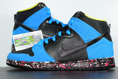innovative design d3e7f 954b7 Size 10.5 | 2014 Nike Dunk SB Bazooka Joe Custom from BucksVintage