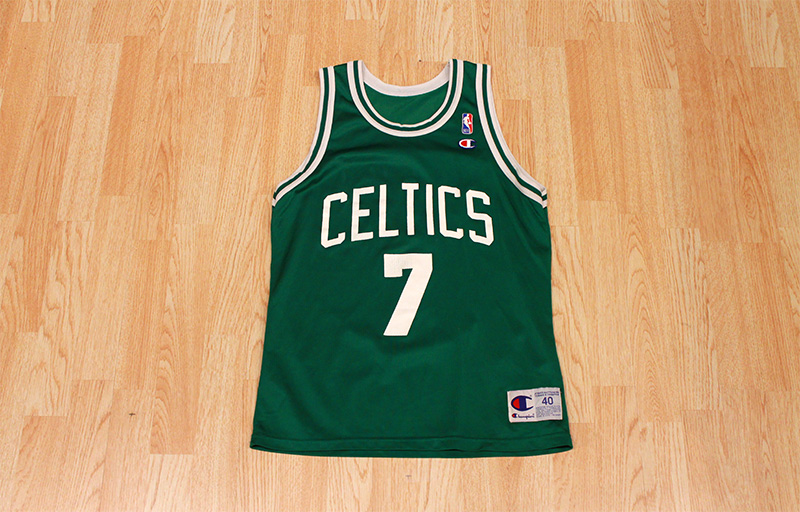 newest 5ad7f 480b3 Dee Brown Celtics Jersey from SLAM! Vintage