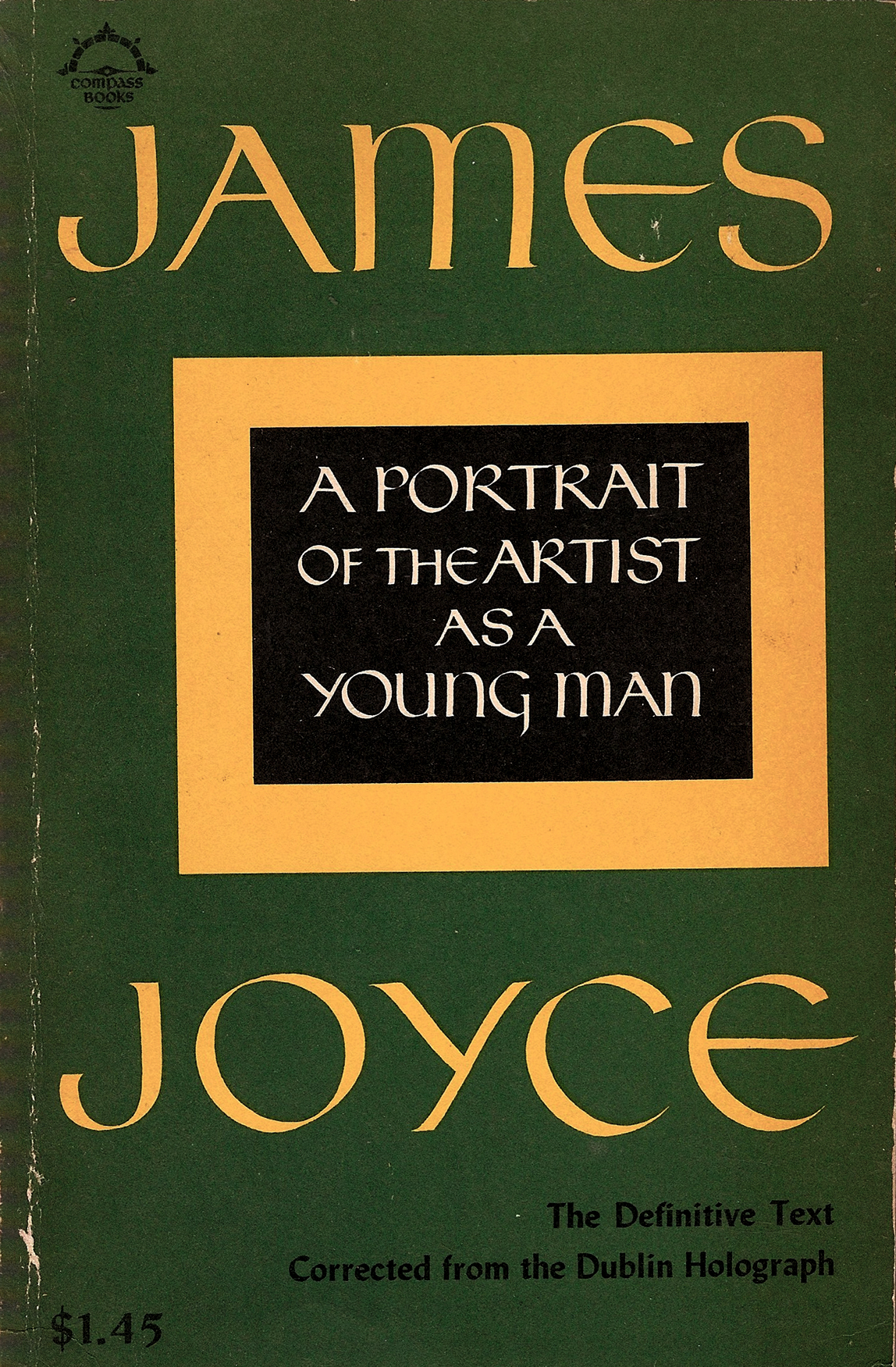 portrait of the artist as a young man full text