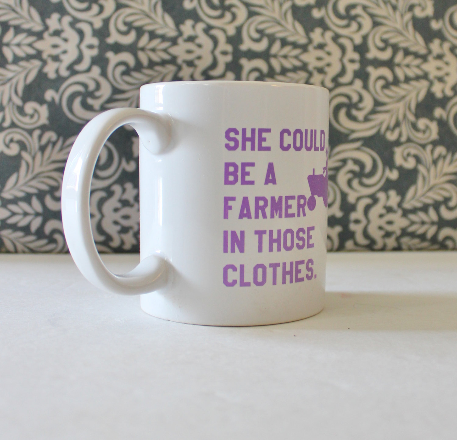 She Could Be A Farmer In Those Clothes Clueless Movie Inspired Coffee Cup Mug Pencil Holder Catch All Ready To Ship The Silver Spider Print Shop Online Store Powered By Storenvy