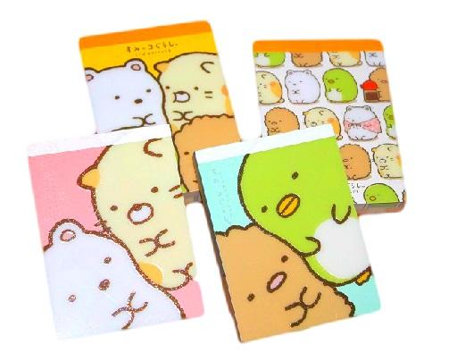 sumikko gurashi surprise memo pad notepad san x stationery japan
