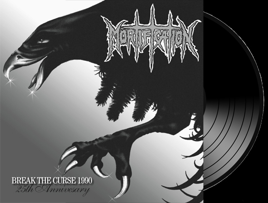Mortification - Break The Curse (BLACK LP) from Roxx Records