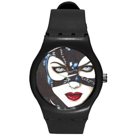 Cat Woman swatch like watch